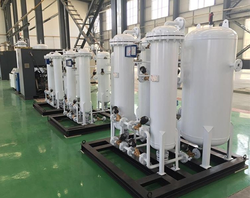 Characteristics and application of industrial oxygen generator
