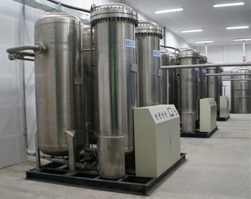 Function introduction and application of industrial oxygen generator